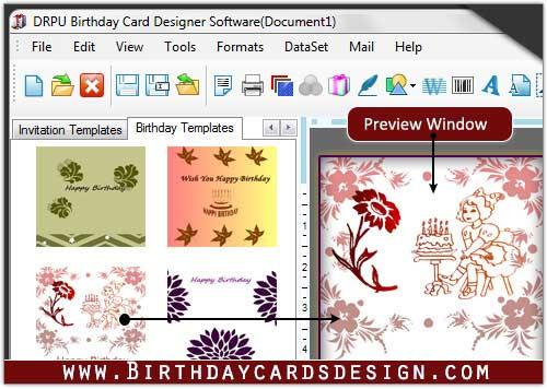 buy birthday card designing software